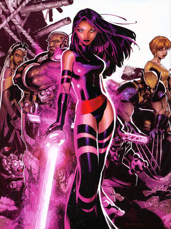 bishop brunette gloves psylocke storm sword wolverine x_men // 1188x1593 // 900.7KB