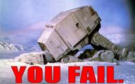 at_at atat empire fail macro star_wars walker // 737x459 // 78.3KB