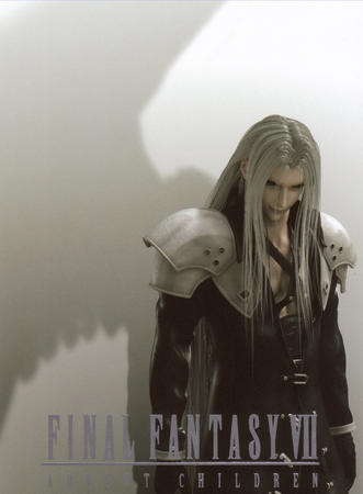 advent_children cg ffvii final_fantasy gray_hair high_res long_hair pauldrons sephiroth // 1024x1394 // 1.9MB