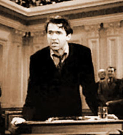 bw filibuster jimmy_stewart mr_smith_goes_to_washington necktie political screenshot suit // 216x237 // 14.1KB