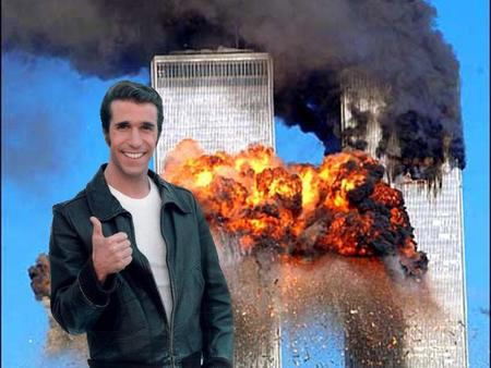 911 explosion fonzie humor im_going_to_hell wtc // 800x600 // 75.1KB