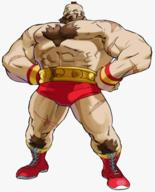 beard boots mohawk shorts short_shorts street_fighter zangief // 323x400 // 43.0KB
