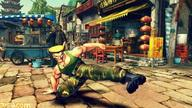 blonde boots guile screenshot street_fighter tank_top // 500x281 // 39.3KB