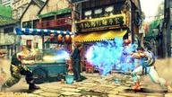 blonde gi guile ryu screenshot street_fighter // 500x281 // 40.8KB