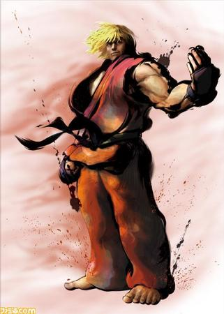 blonde gi gloves ken street_fighter // 500x702 // 44.5KB