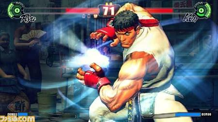 gi gloves headband ryu screenshot street_fighter // 500x281 // 29.2KB