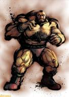 beard boots mohawk street_fighter zangief // 500x708 // 62.2KB
