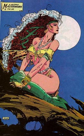 boots brunette gloves long_hair moon rogue savage_lands x-men // 650x1045 // 266.3KB