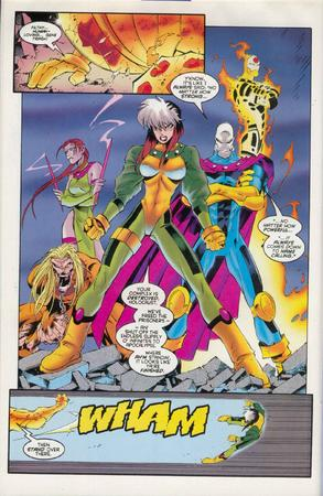 comic gloves jumpsuit rogue x-men // 1578x2423 // 328.5KB