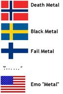 america emo finland flag metal norway sweden // 334x497 // 33.2KB