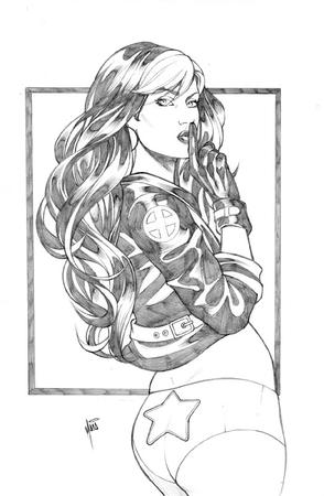 butt bw gloves jacket long_hair marvel pantsu rogue x-men // 523x800 // 87.0KB