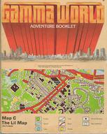 booklet cover gammaworld old-school scan // 425x534 // 43.2KB