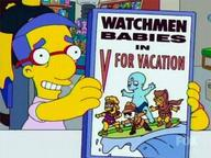 milhouse screenshot simpsons watchmen // 650x487 // 723.6KB