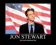 america flag jon_stewart motivational necktie suit // 750x600 // 74.2KB