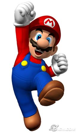 blue_eyes cg gloves hat mario mustache nintendo overalls // 1080x1879 // 115.2KB