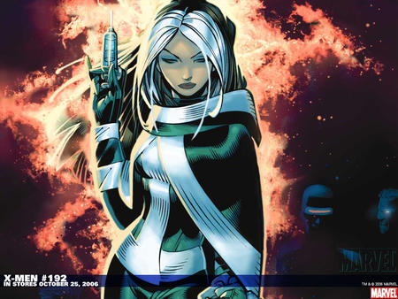 cape desktop fire gloves marvel rogue syringe x-men // 1024x768 // 287.3KB