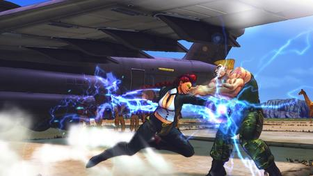 blonde c_viper guile jacket lightning necktie redhead screenshot street_fighter tank_top // 1280x720 // 265.6KB