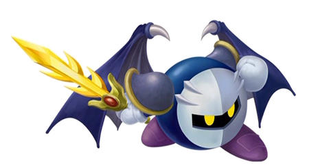 helmet meta_knight nintendo sword wings // 806x432 // 60.8KB