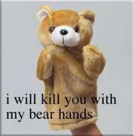 bear kill_you macro puppet // 247x251 // 7.1KB