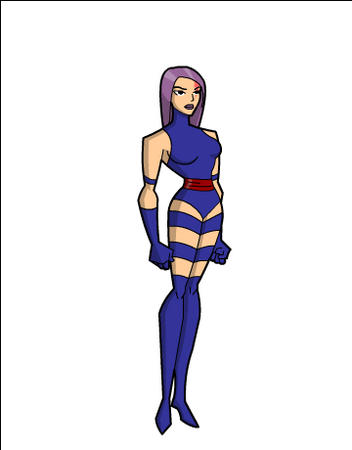 boots gloves marvel psylocke purple_hair x-men // 360x460 // 49.0KB