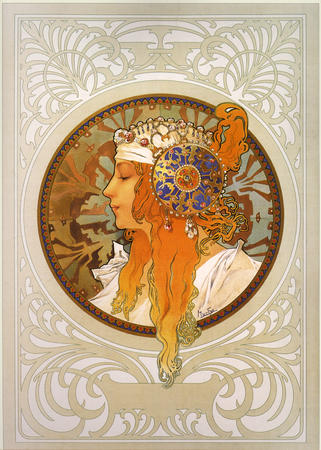 high_res mucha // 2387x3350 // 3.4MB