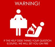 fire help_desk monochrome warning // 800x690 // 35.5KB