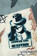 comic dc graffiti stencil the_question // 526x800 // 136.7KB