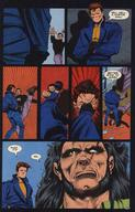 comic dc karate the_question // 633x990 // 110.1KB
