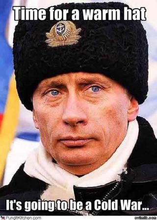 blue_eyes cold_war hat macro putin russia // 500x704 // 70.5KB