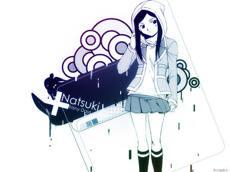brunette desktop jacket mai_hime monochrome natsuki school_uniform skirt sweatshirt // 1600x1200 // 672.4KB