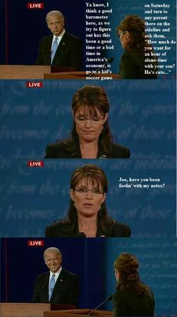 america biden composite debate democrat glasses humor necktie palin political republican screenshot suit // 556x992 // 60.5KB