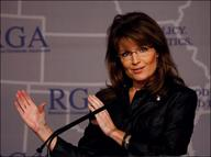 brunette glasses palin political republican // 540x401 // 52.5KB