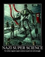 evil motivational nazi robot science // 600x750 // 126.1KB