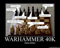 chess imperium_of_man motivational orks warhammer wh40k // 750x600 // 89.1KB