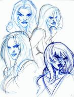 black_cat blonde composite marvel mask sketch terry_dodson // 437x576 // 62.3KB