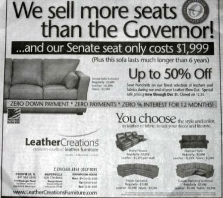 ad blagojevich bw corruption democrat humor illinois political sofa // 425x377 // 118.3KB