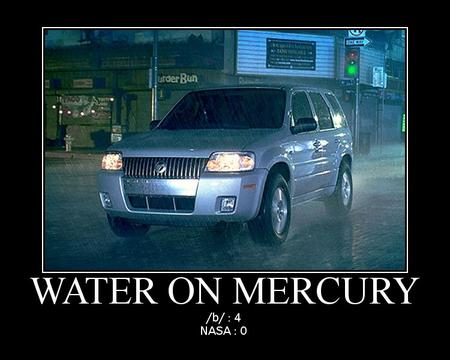 4chan humor mercury motivational nasa rain suv // 750x600 // 97.7KB