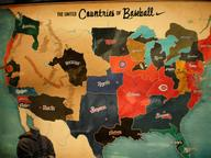 america baseball map political // 1024x768 // 608.2KB