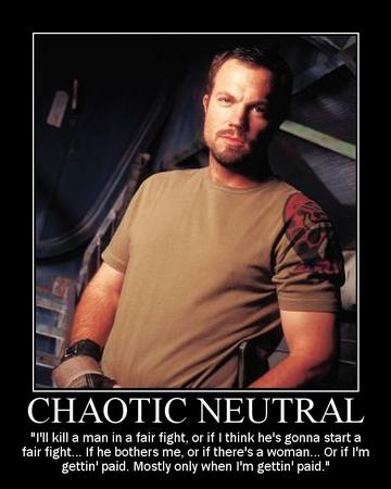 beard brunette chaotic_neutral firefly jayne motivational tee-shirt // 600x750 // 86.3KB