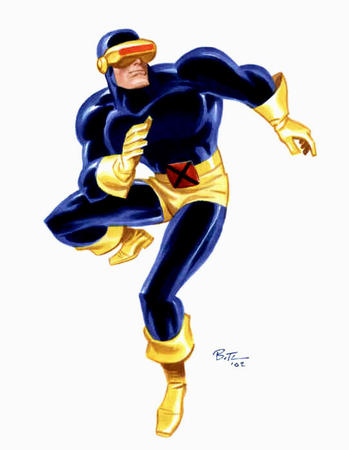 boots bruce_timm cyclops gloves marvel x-men // 542x699 // 52.0KB