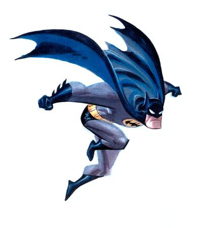 batman boots bruce_timm cape cowl dc gloves // 700x810 // 72.8KB