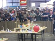 2009 blurry chain_reaction maker_faire // 3072x2304 // 1.9MB