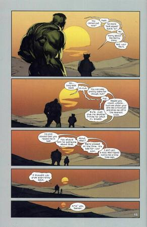 comic hulk humor marvel sunset wolverine // 982x1517 // 252.2KB