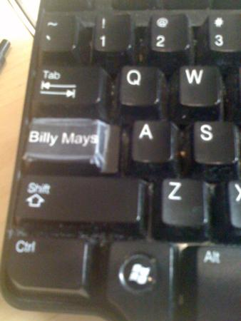 awesome billy_mays humor keyboard // 480x640 // 91.4KB