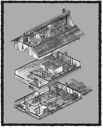 bw floor_plan map // 625x779 // 129.3KB