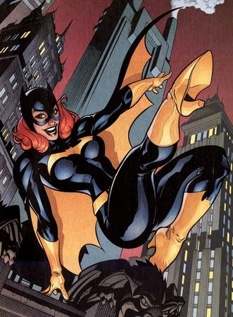 batgirl boots cape cowl dc gloves redhead terry_dodson // 583x792 // 135.4KB