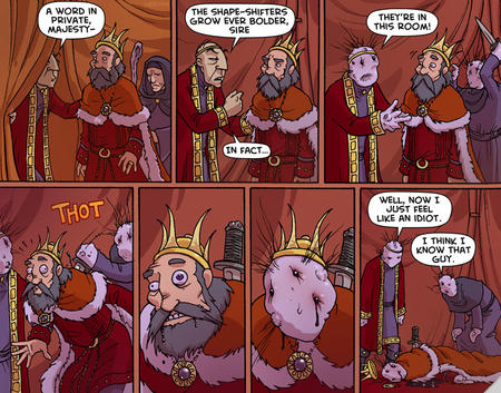 assassin comic humor king oglaf // 760x596 // 224.8KB