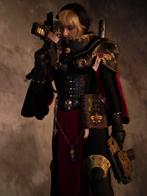 book cosplay gun sister_of_battle warhammer wh40k // 2304x3072 // 1.7MB