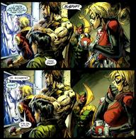 amadeus_cho avengers comic hank_pym herculese its_on_bitch jocasta marvel reed_richards stature vision // 1271x1296 // 394.5KB