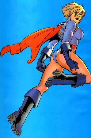 amanda_conner blonde boots cape dc gloves power_girl // 600x909 // 64.2KB